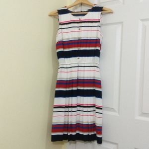 NWOT Casual Pleated Summer Dress